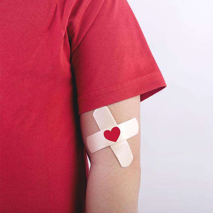 治療法その1「血液透析」